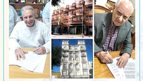 """Convenio de Colaboración entre Fedespa y la """"Asociación Civil Club Tinetense Residencia Asturiana"""""""