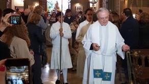 Solemne misa en honor a Nuestra Señora de los Desamparados Patrona de Valencia