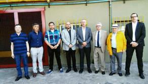 Reunión en el Club Deportivo Español