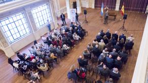Inauguración de La Asociación Patriótica y Cultural Española