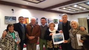 """Presentación de """"El retorno"""" en  Córdoba - Casa Balear y en el Centro Asturiano de Mendoza"""