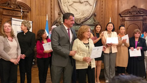 """Acto de """"Mujeres de Mundos: Pasado, Presente y Futuro de la Patria"""""""