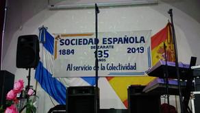 135 años de la Sociedad de Socorros Mutuos de Zárate