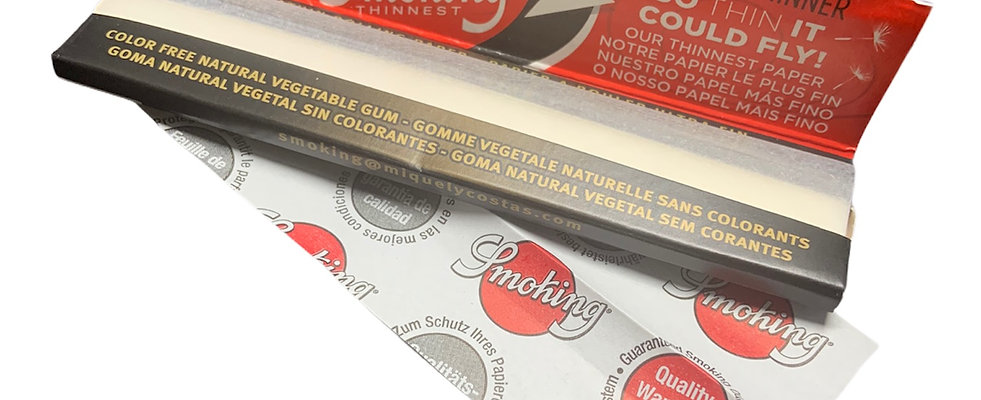 Smoking | King Size Deluxe Rolling Papers