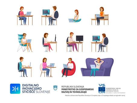 MSP poziv za sodelovanje pri identifikaciji trenutnega stanja povpraševanj po digitalnih profilih