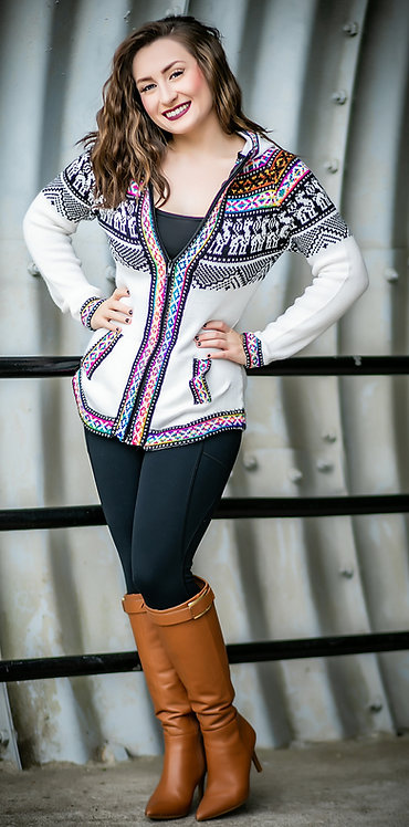 Shakira sweaters Alpaca