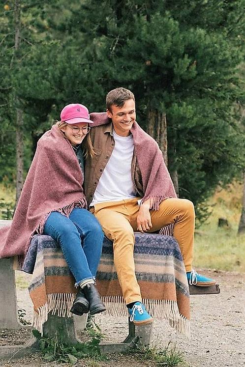 Alpaca Blanket Solid Color