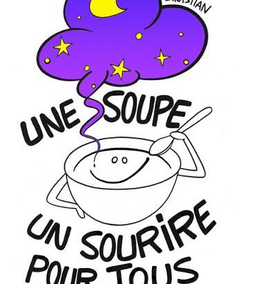"""""""Une soupe Un sourire Pour Tous"""""""