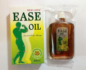 Ease oil (New lock)