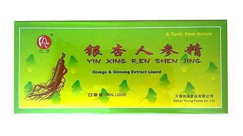 Ginko & Ginseng Extract Liquid
