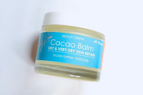 Cacao Balm For Dry Skin & Very Dry Skin