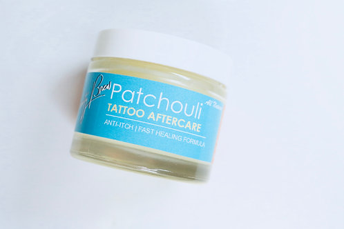 Case of 30 | Patchouli Tattoo Aftercare 2.3 oz.