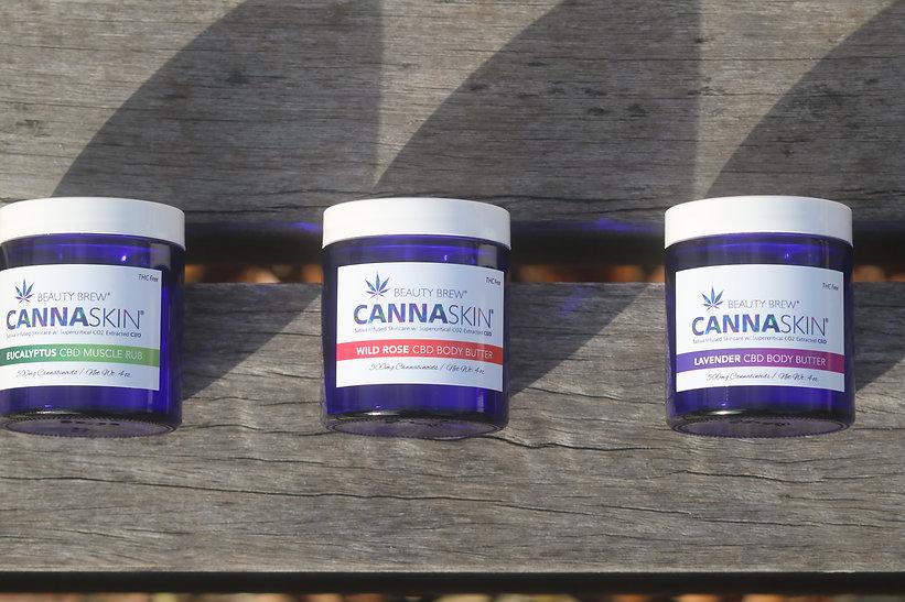 Cannaskin CBD Skincare