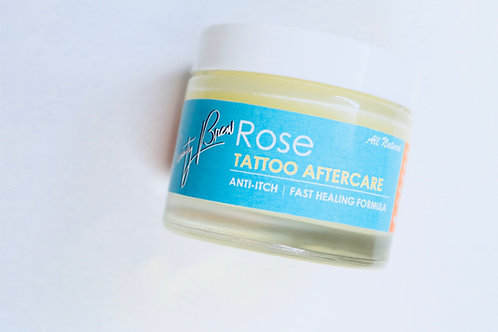 Rose | Anti-itch Tattoo Aftercare