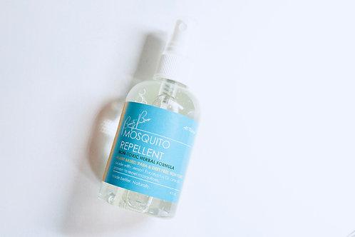 Lemon-Eucalyptus Mosquito Repellent