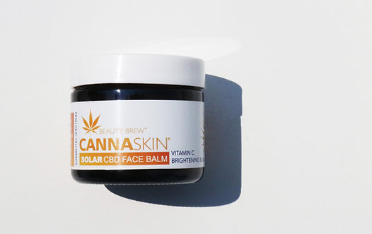SOLAR Vitamin C, Brightening Face Balm w/ SPF 25