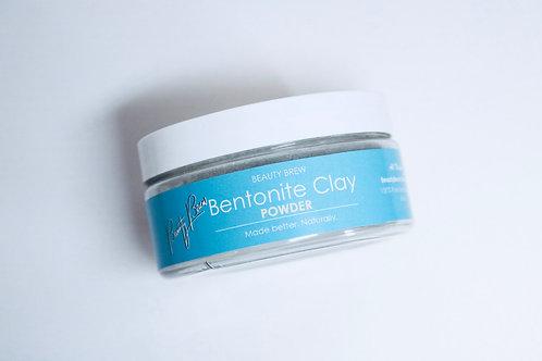 100% Active Bentonite Clay Powder