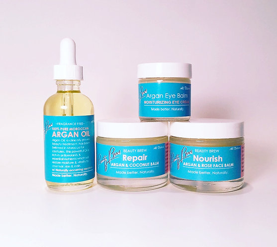Argan Oil Set of 4