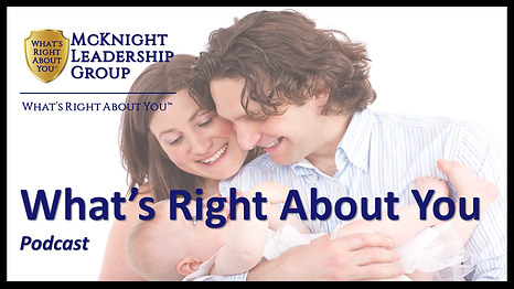 Podcast Cover What Is Right About You.pn