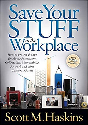 How To Save Your Stuff In The Workplace
