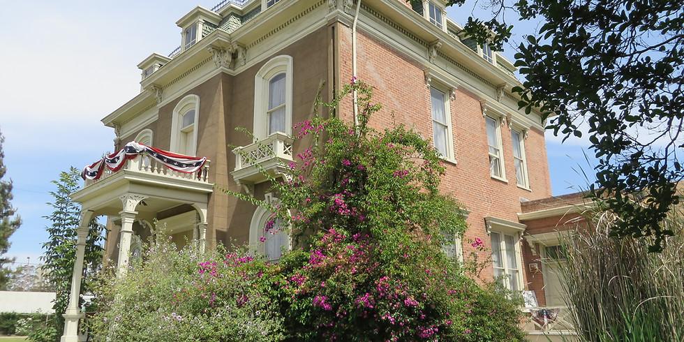 Phillips Mansion Tour: 2 PM