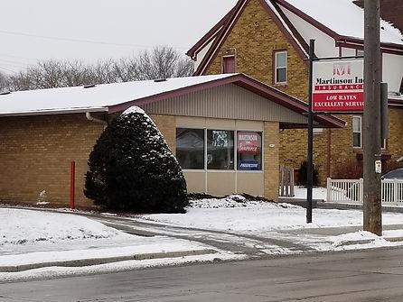 Martinson Insurance Office