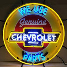"""Genuine Chevy Parts 24"""""""