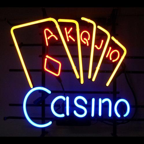 """Casino 22"""" x 20"""""""