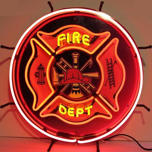 """Fire Department 24"""""""