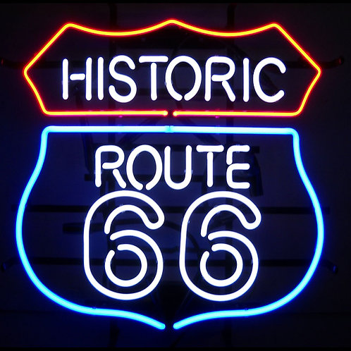 Historic Route 66 22""