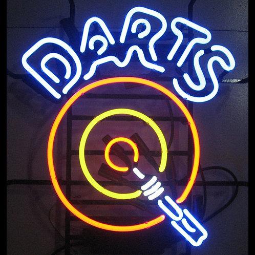 "Darts 19"" x 21"""