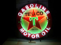 """42"""" Texaco Neon Sign"""