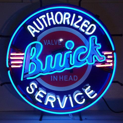 "Buick Service 24"""