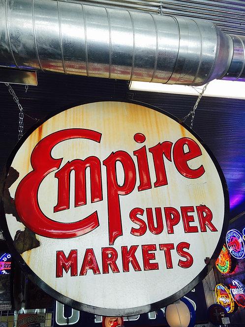 """Porcelain Empire Super Market  57"""""""