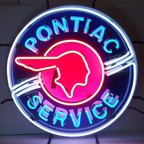 "Pontiac Service 24"""