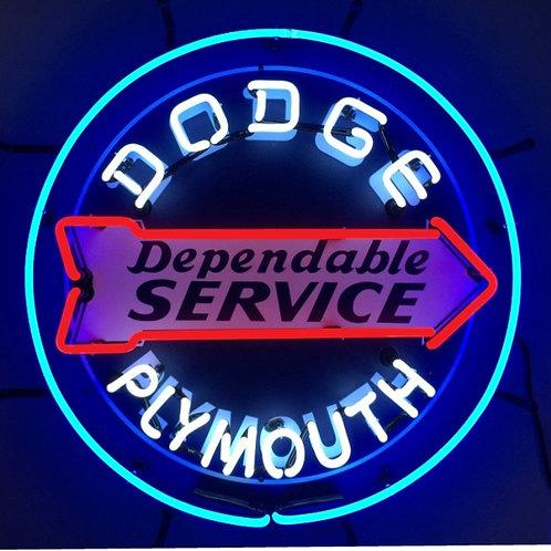 "Dodge Service 24"""