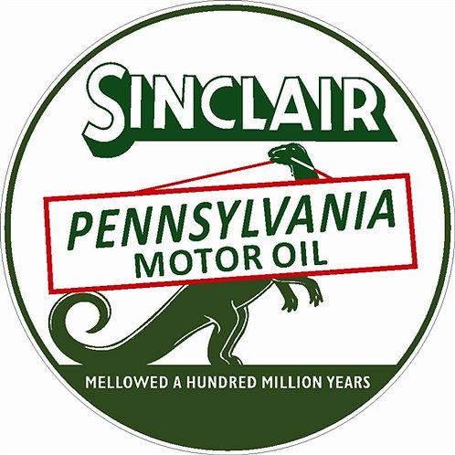 Sinclair Motor Oil