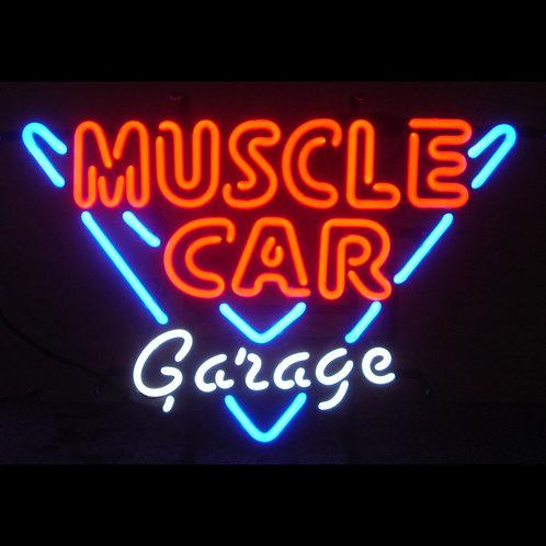 """Muscle Car Garage 23"""""""