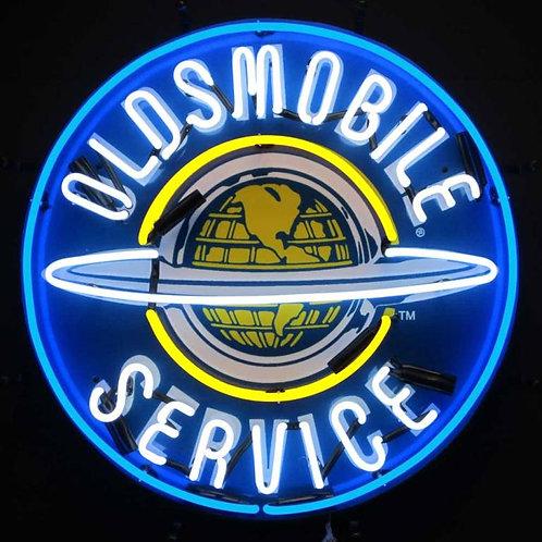 """Oldsmobile Service 24"""""""