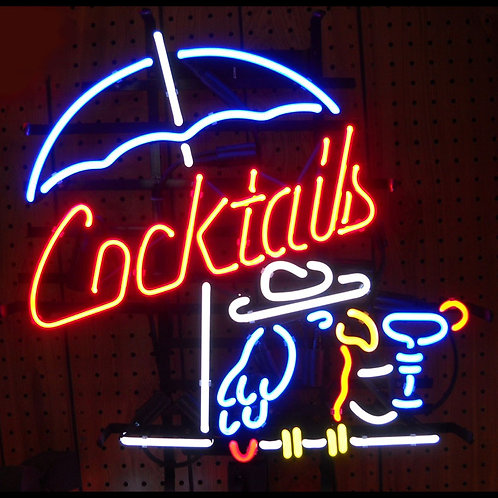 """Cocktails and Parrot 22"""""""