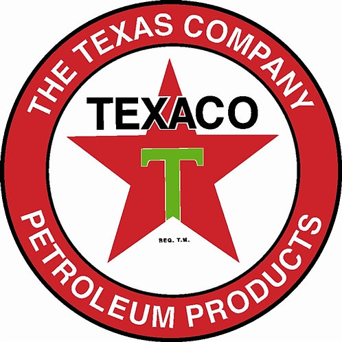 Texaco Petroleum Products