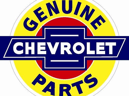 Genuine Chevrolet Parts