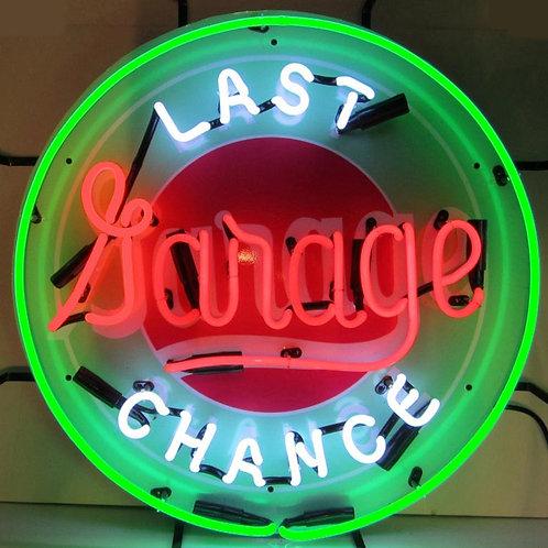 """Last Chance Garage 24"""""""