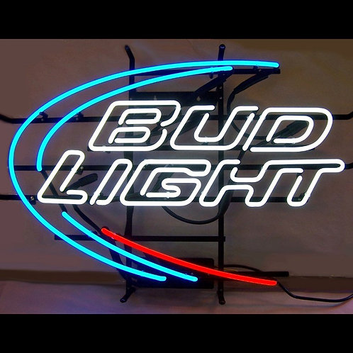 "Bud Light 21"" x 30"""