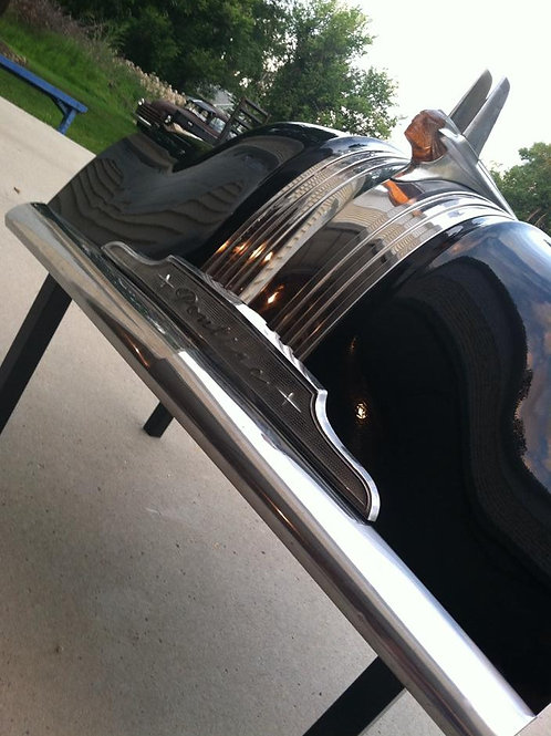 Pontiac Cheiftain desk
