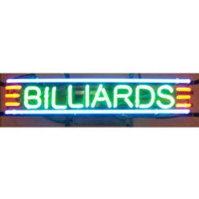 "Billiards Rectangle 30"" x 9"""