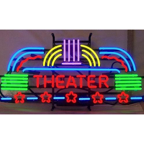 """Theater 16"""" x 32"""""""