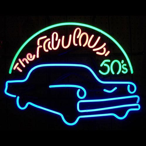 """Fabulous 50s 24"""" x 16"""""""