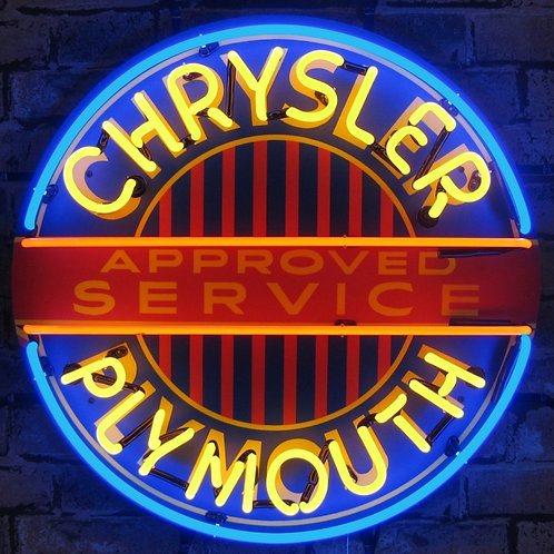 Chrysler/Plymouth Approved Service