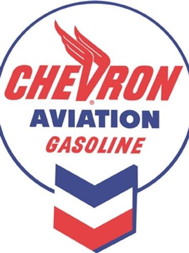 Chevron Aviation Gasoline